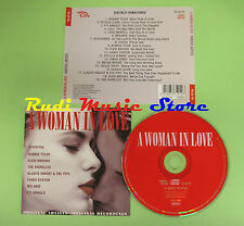 CD A WOMAN IN LOVE compilation 2001 BONNIE TYLER LULU SYLVIA  (C22*) no mc lp