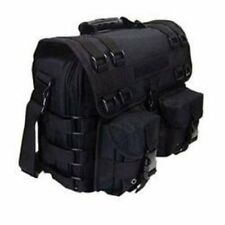 Black Military Special Forces Tactical Laptop Tablet Kindle Bag Case
