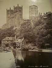DURHAM CATHEDRAL + Frith Bettws-y-Coed Wales Albumen Photographs England