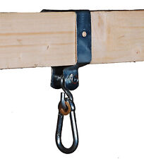 SWING HOOK 90x90mm FOR SQUARE WOOD CLIMBING FRAME HAPPY PLAYGROUNDS
