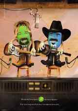 2009 magazine ad for M&M's Brooks and Dunn -437