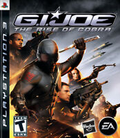 G.I. Joe: The Rise Of Cobra - The Game  - Sony Playstation 3 Game