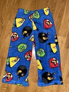 Cartoon Mario Bros.or Angry Bird Boys Lounge Pajama Pants Assorted Sizes New