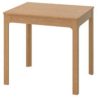 IKEA Table,Kitchen Table,Table , Dining Room Extension Table, Oak 80/120x70 CM