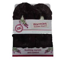 Zapatillas Calentables en Microondas Terapeutica FURRY WARMIES Calor y Frio 7011