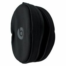 Beats by Dre Soft Zipper Pouch Made For Beats Solo Headphones -Black/Black