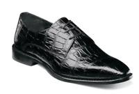 Details about  /Stacy Adams Wentworth Plain Toe Shoes Double Monk Strap Black Suede 25312-008