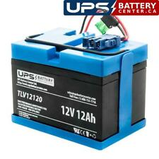 Peg Perego 12V Go Buggy Go Compatible Replacement Battery