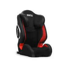 New Sparco F1000KI G23 Red Child Seat (15-36 kg) (33 - 79 lbs)