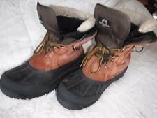 Weatherproof Mens Size 12 Winter Rain Mudd Boot Pre Owned
