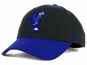 '47 Indianapolis Colts  MVP Audible NFL Football Adjustable Gray Cap Hat