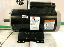 23378805 Air Compressor Motor 230v 3450 Rpm 1 Phase 5hp 184 Frame 5 64hp