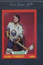 1973/74 Topps #070 Gilbert Perreault Sabres NM/MT *663