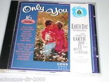 Only you 16 des photos originales CD avec the platters bonnie tyler Barry white...