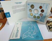 Offiz. KMS / Kursmünzensatz 1 Cent - 2 Euro San Marino 2020 * BU * im Blister