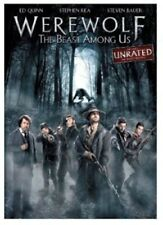 Werewolf: The Beast Among Us [New DVD] Ac-3/Dolby Digital, Dolby, Dubbed, Snap
