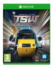 Train SIM World Microsoft Xbox One Game.
