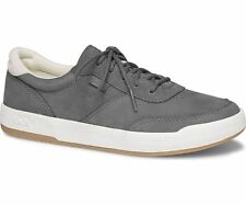 Keds Women's Match Point Nubuck Classic Sneakers Dk Gray Pick A Size MSRP $75