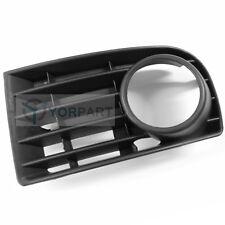 SINISTRO Lato Passeggero ABBASSARE Paraurti Anteriore Nebbia Luce griglia coperchio TRIM VW GOLF MK5