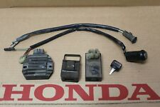 Honda 400EX Ignition Kit Rectifier Ignition Key Switch Neutral Light CDI Box OEM