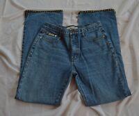 Vintage Juniors Zana Di Denim Blue Jeans ~ Sz 9 ~ RN 74753 ~ Boot Cut