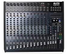 Alto Live 1604 Professional 16-Channel USB Mixer