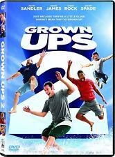 Grown Ups 2 DVD Adam Sandler, Kevin James