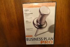 Still Sealed Business Plan Pro DVD 2007 Edition 500 Real Business Plans