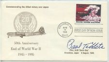 1995 ENOLA GAY , ATOMIC BOMB, 1st DAY OF NON ISSUE