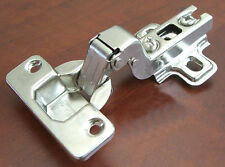One Inset Cabinet Concealed Hinge, 35mm Cup 110 degree opening FREE SHIPPING