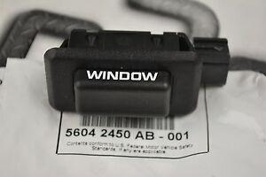 Jeep Commander Grand Cherokee Rear Flipper Glass Window Switch new OE 56042450AB