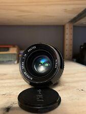 Rare NIKON Nikkor 35mm F/1.4 Ai Wide Angle MF Lens