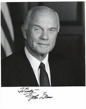 John Glenn-Signed Photograph