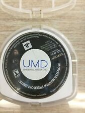 Monster Hunter Freedom Unite - PSP- UMD ONLY-WORKS PERFECT-SHIPS FAST