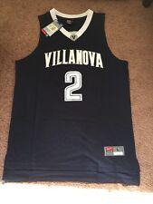 Mens Large Throwback Kris Jenkins Villanova Wildcats NCAA Basketball Jersey