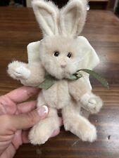 "New listing Retired Boyds Bears ""Jill Hopkins� Angel Rabbit Ornament"