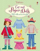 Cut-Out Paper Dolls by Watt, Fiona (Paperback book, 2017)