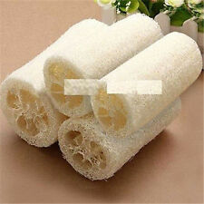 Natural Loofa Luffa Bath Shower Wash Bowly BodY Sponge Scrubber Spa ~1PC A