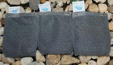 3 New Grey Mesh Bags 2lb Each Usa Sea Pearls Scuba Bcd Diving Shot Weights 6lbs