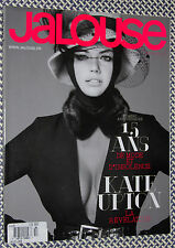 2012 JALOUSE Magazine, 15-Year Anniversary Issue, KATE UPTON, Rick Owens