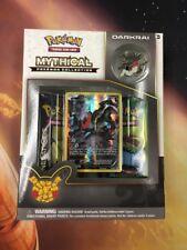 Darkrai Mythical Collection Pin Box Pokemon TCG Generations Packs 20 Anniversary