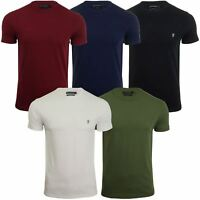 French Connection Mens T-Shirt - Short Sleeved