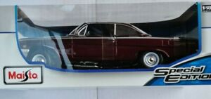 Maisto 1:18 1962 Chevrolet Bel Air Diecast Special Edition