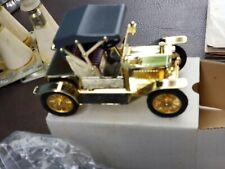 Vintage 1960's Ford 1908 Model T Battery Op  Car AM Radio, new in box