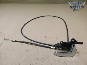 🥇90-02 MERCEDES R129 SL-CLASS LEFT SIDE DOOR INTERIOR HANDLE OEM