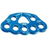 Petzl Paw Rigging Plate Blue Medium