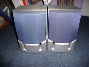 AIWA SPEAKERS TWIN DUCT 2 WAY BASS REFLEX SPEAKERS SYSTEM MODEL No SX-NBL11