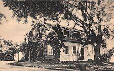 1944 Sakonnet Golf Club Sakonnet RI post card