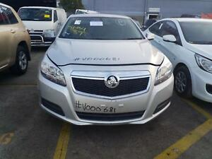 HOLDEN MALIBU 2014 VEHICLE WRECKING PARTS ## V000681 ##
