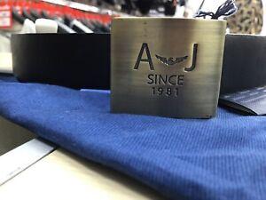 Armani Jeans Belt
